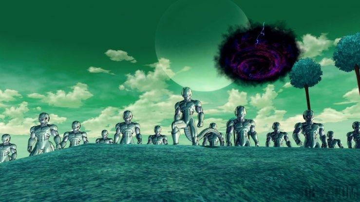 Dragon Ball Xenoverse 2 : Les Metal Cooler