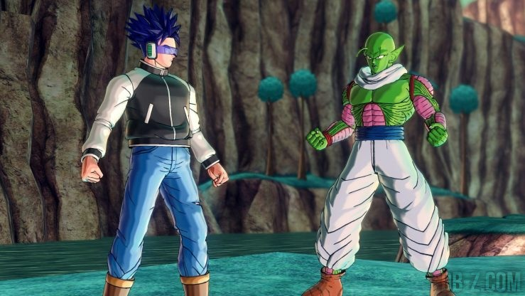 Dragon Ball Xenoverse 2 : Toi et Nail