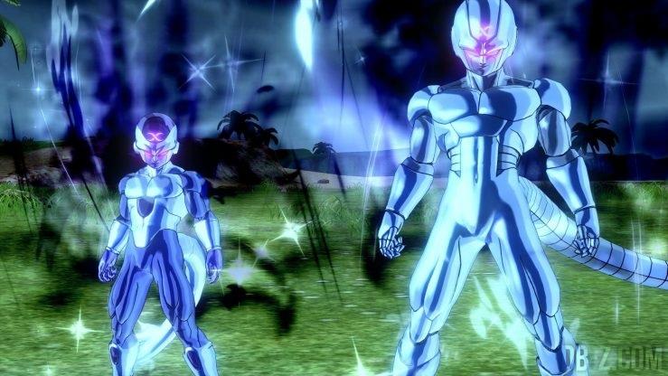 Dragon Ball Xenoverse 2 : Evil Golden Freezer & Metal Cooler