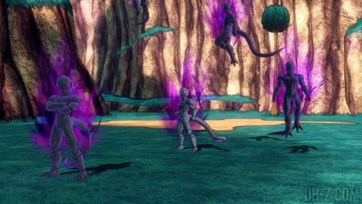 Dragon Ball Xenoverse 2 : Evil Metal Cooler