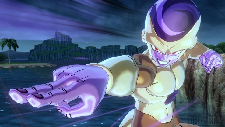 Dragon Ball Xenoverse 2 : Golden Freezer