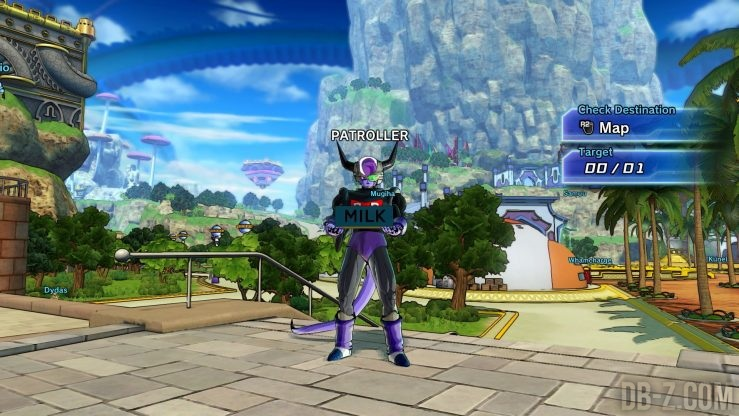 Dragon Ball Xenoverse 2 : Avatar du clan de Freezer