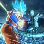 Dragon Ball Xenoverse 2 : Goku SSGSS vs Metal Cooler