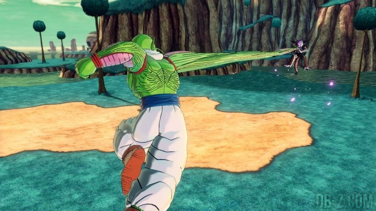 Dragon Ball Xenoverse 2 : Nail