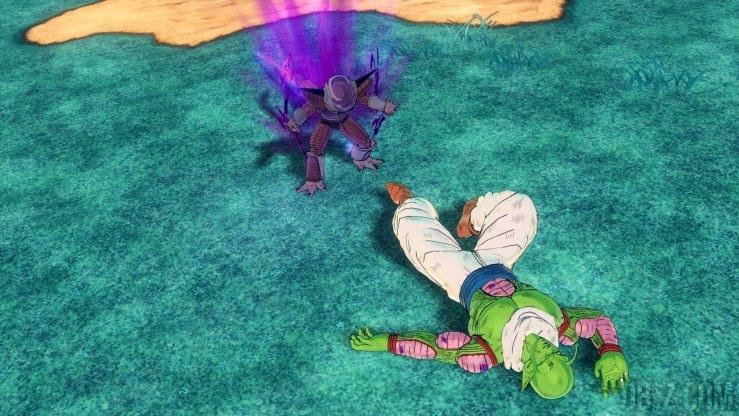 Dragon Ball Xenoverse 2 : Nail KO