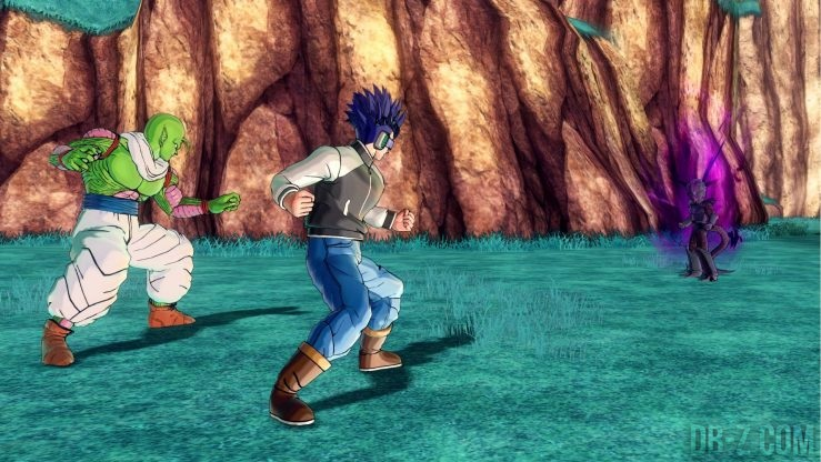 Dragon Ball Xenoverse 2 : Nail & Avatar