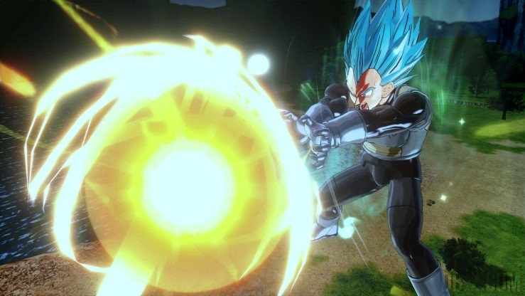 Dragon Ball Xenoverse 2 : Final Flash
