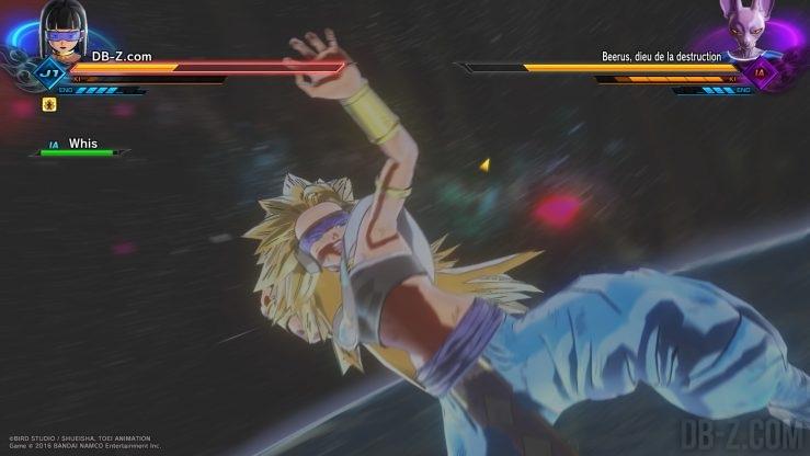 Dragon Ball Xenoverse 2 - Comment se transformer en Super Saiyan 3