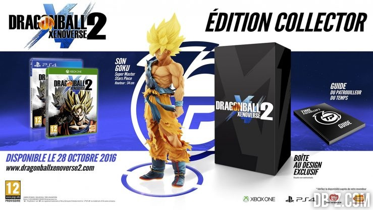 Dragon Ball Xenoverse 2 Edition Collector