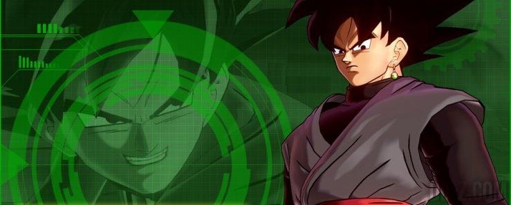 Goku Black Dragon Ball Xenoverse 2 00001