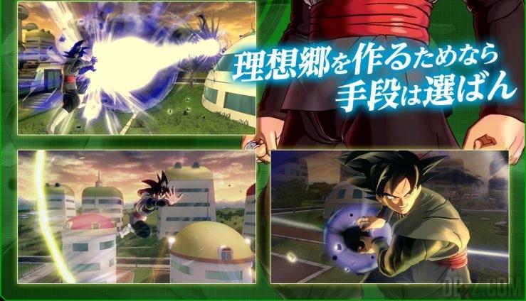 Goku Black Dragon Ball Xenoverse 2 00002