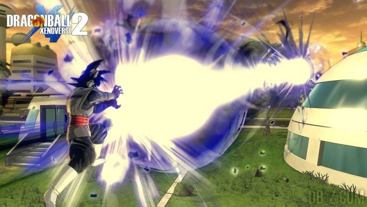 Goku Black dans Xenoverse 2