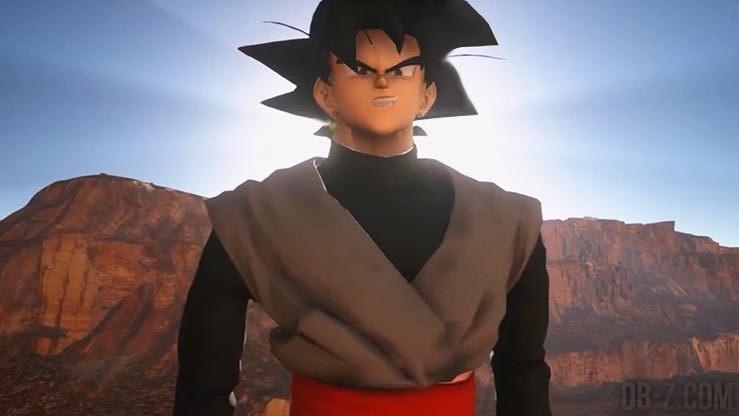 Goku Black Unreal (Prototype)