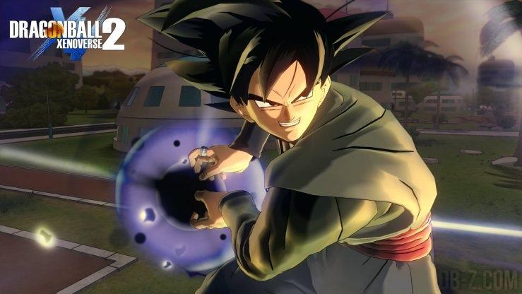 Goku Black Dragon Ball Xenoverse 2