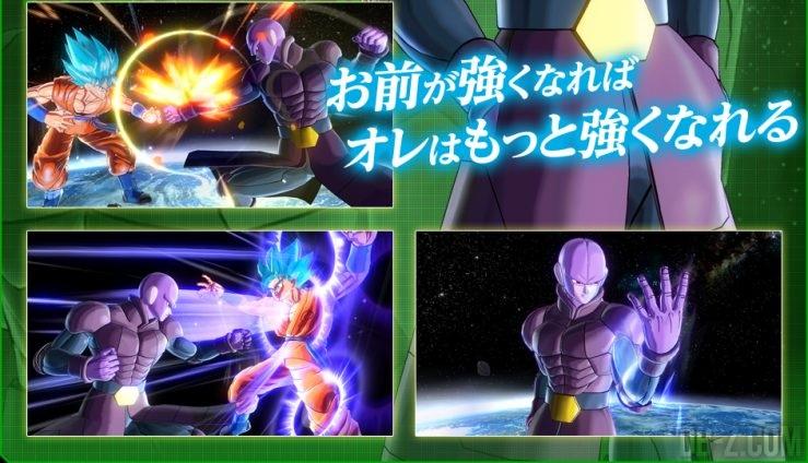 Hit Dragon Ball Xenoverse 2 00002