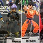 SHFiguarts Yamcha / Tenshinhan / Hero / Trunks Xeno