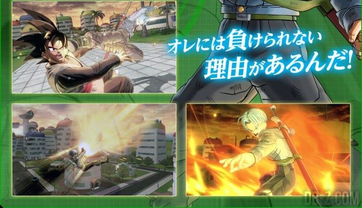 Trunks DBS Dragon Ball Xenoverse 2 00002