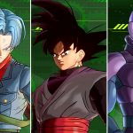 Trunks du Futur Goku Black Hit Dragon Ball Xenoverse 2
