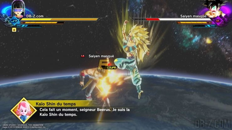 Dragon Ball Xenoverse 2 - Super Saiyan 3
