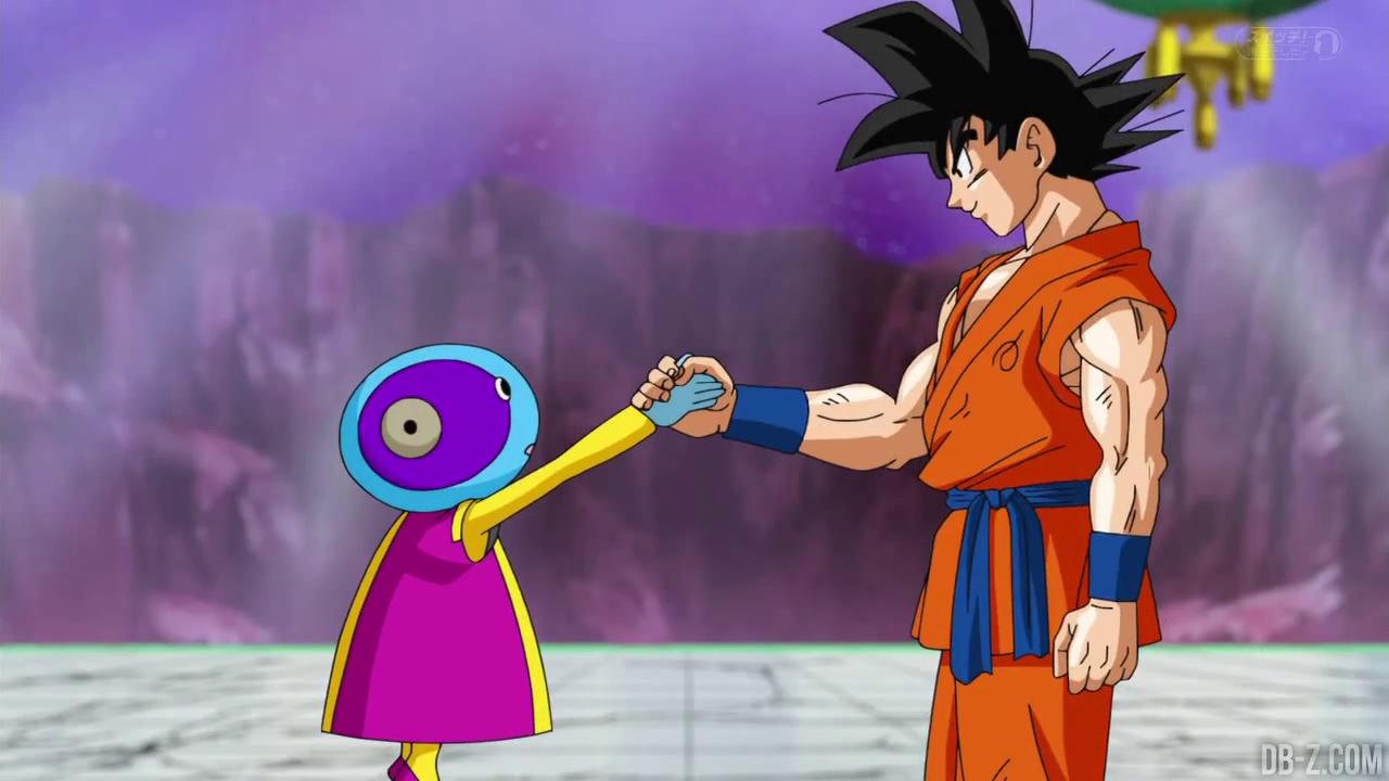 Zeno et Goku