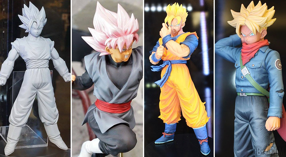 figurine dragon ball 2017