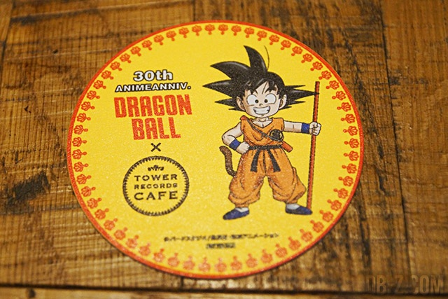 Dessous de verre Dragon Ball
