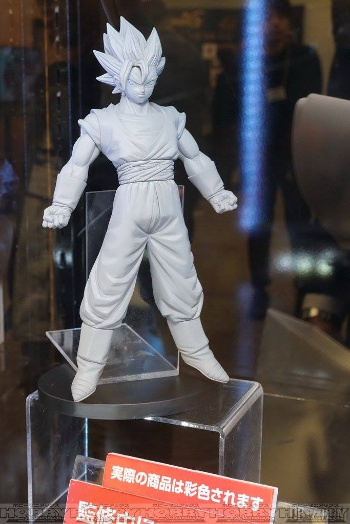 DXF The Super Warriors Vol.4 Vegetto Blue