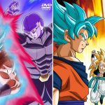 Dragon Ball Super DVD 14 15