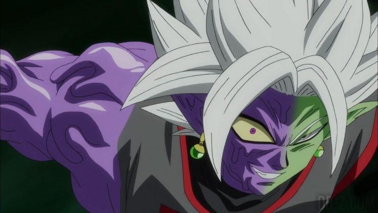 Dragon Ball Super Episode 66 - Zamasu défiguré