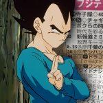 Dragon Ball Super Fin Arc Trunks