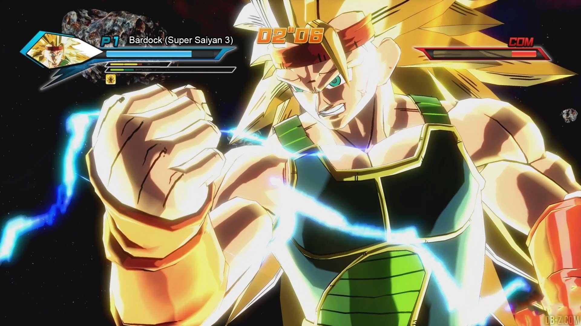 Dragon ball xenoverse 2 comment d bloquer tous les personnages - Sangohan super saiyan 3 ...