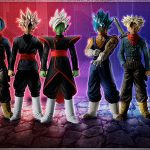 HG Dragon Ball Super Arc Trunks du Futur