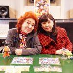 Masako Nozawa & Mami Koyama