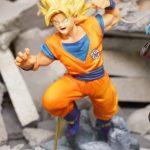 Soul x Soul - Goku Super Saiyan