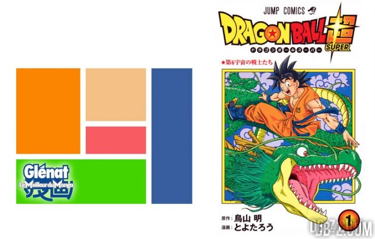 Teasing du manga Dragon Ball Super (Tome 1)