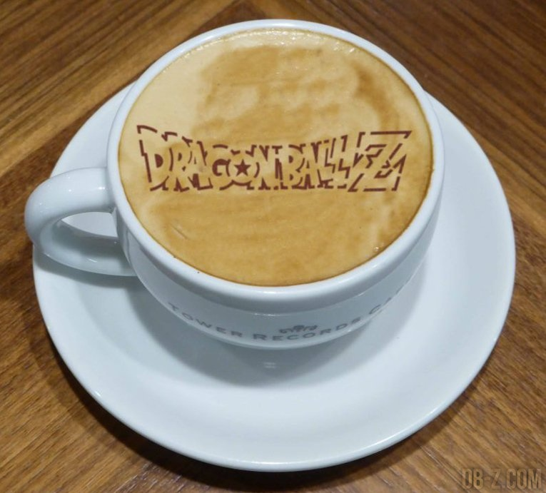 Café Dragon Ball