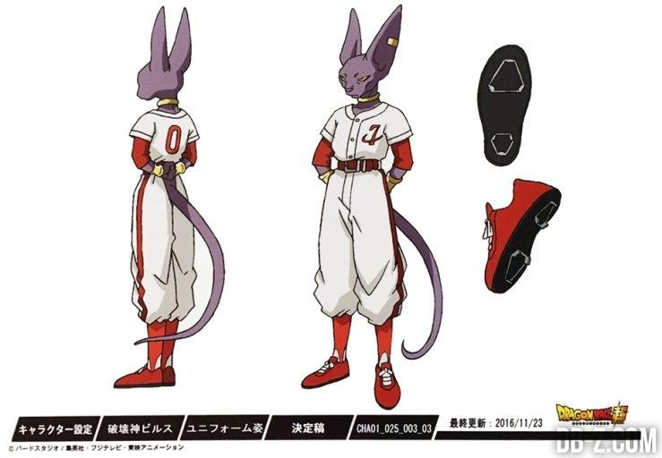 C'est arrivé : Freezer vs Zamasu ! Character-designer-Beerus-Baseball-739x512