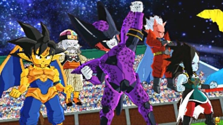 Dragon Ball Fusions : Nouvelles Fusions