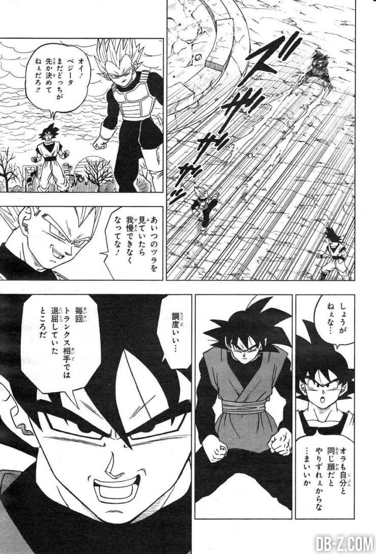 Dragon Ball Super chapitre 19