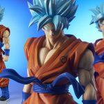Gigantic Series Goku SSGSS Super Saiyan God Super Saiyan