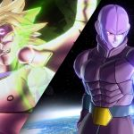 Hit et Broly Dragon Ball Xenoverse 2