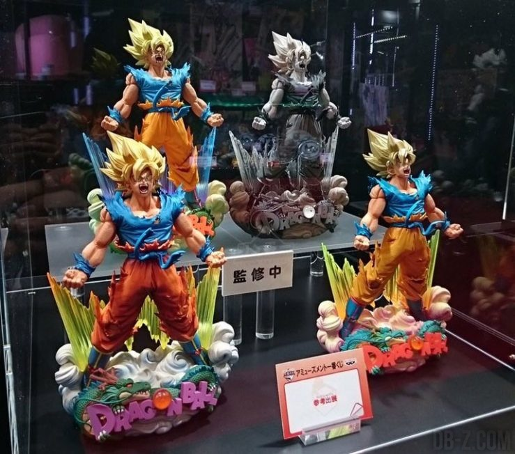 Nouvelles Super Master Stars Piece The Son Goku