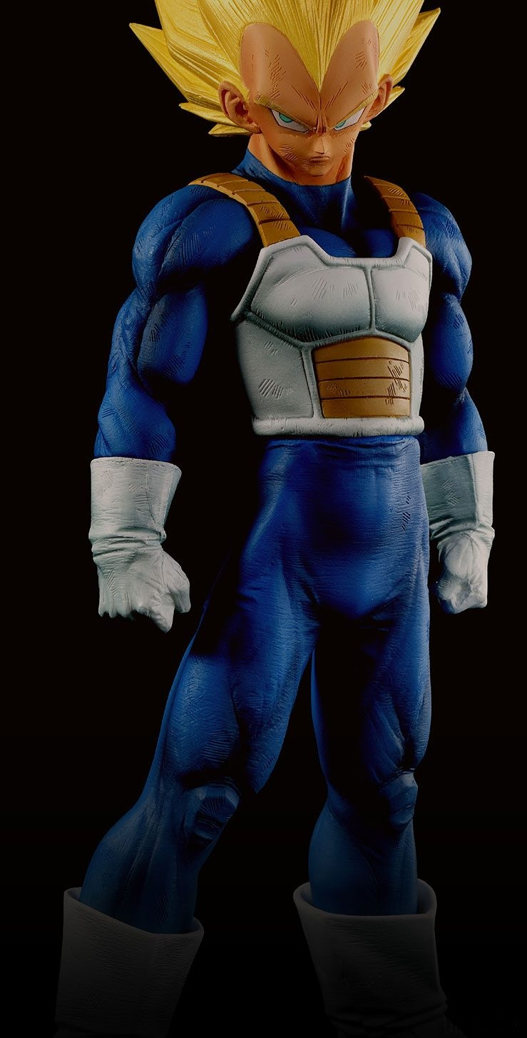 SMSP The Vegeta