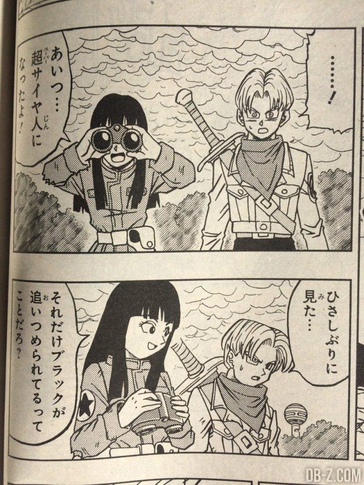 Trunks et Mai chapitre 19 Dragon Ball Super