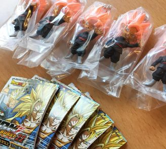Concours UDM Burst Goku Black Super Saiyan Rose