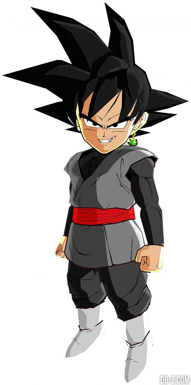 DB Fusions Goku Black