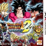 Dragon Ball Heroes Ultimate Mission 2 - Cover