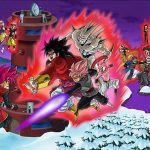 Dragon Ball Heroes Ultimate Mission X Image (Assaut du mal)