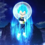 SSGSS Vegeta Dragon Ball Fusions
