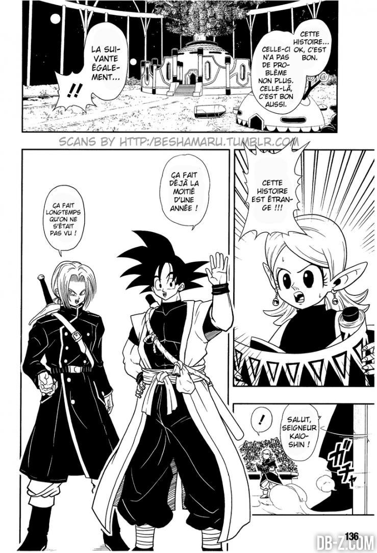 Super Dragon Ball Heroes - chapitre 2 p.6